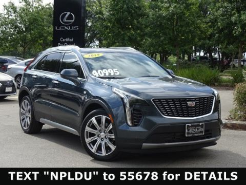 Pre-Owned 2019 Cadillac XT4 FWD Premium Luxury