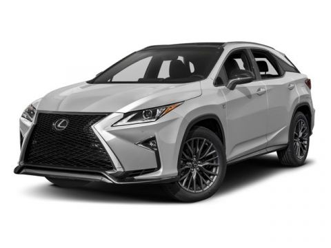 Certified Pre-Owned 2017 Lexus RX