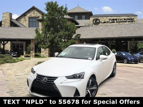 2019 Lexus IS 300 IS 300